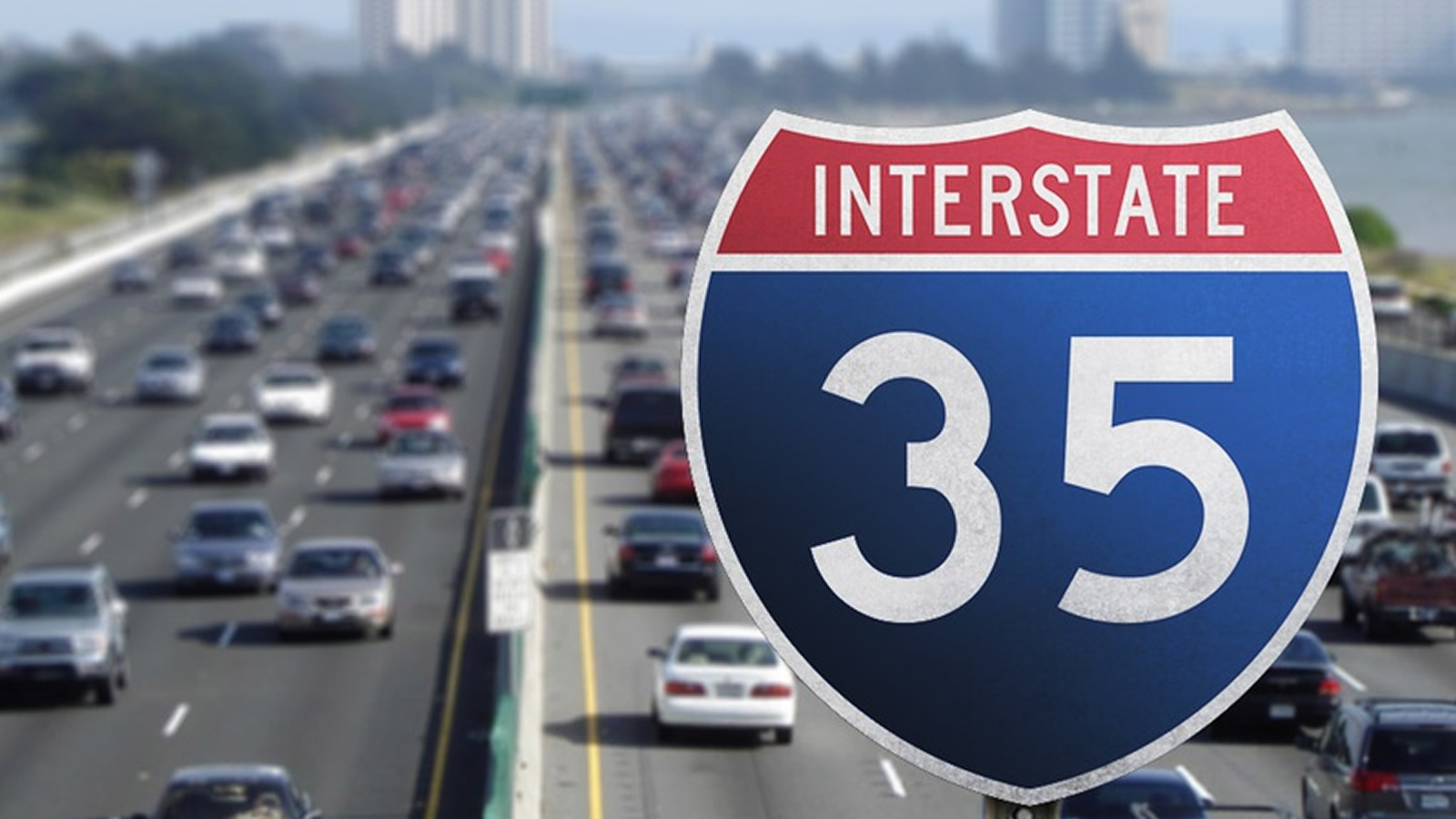 <h3>Interstate 35 Expansion, Texas</h3><h4>Cost: $8.1 billion</h4><p>It's a boondoggle because: Despite enormous state highway debt, and the growing need for transit and complete streets to create more compact and connected neighborhoods, policymakers have proposed to expand I-35 right through the middle of Austin.</p><em>Public Domain</em>