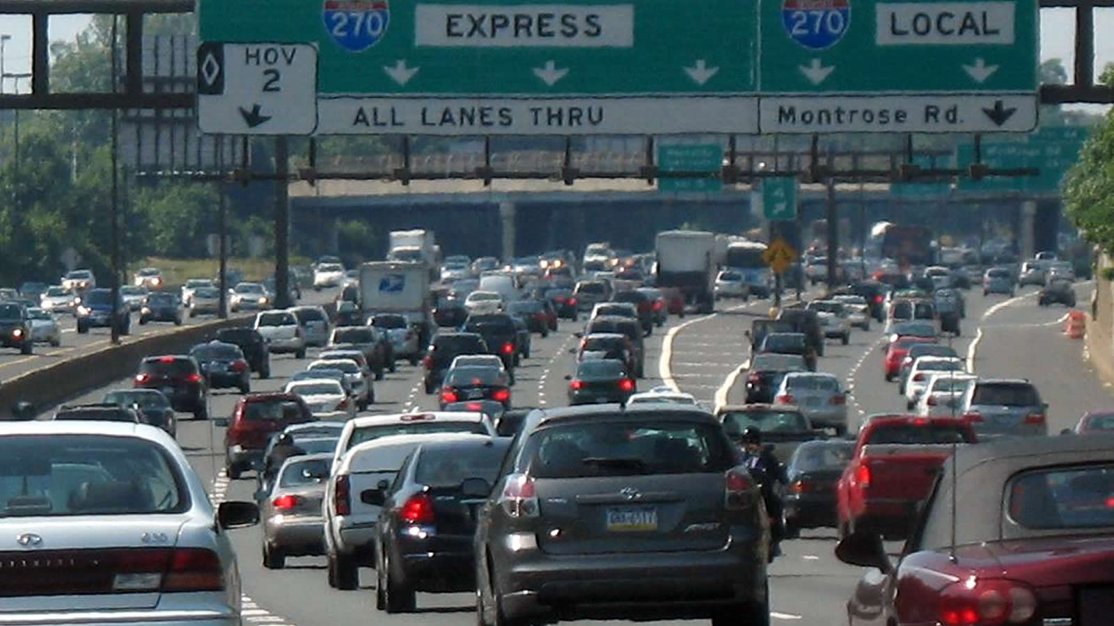 <h3>Traffic Relief Plan, Maryland</h3><h4>Cost: $9 billion</h4><p>It's a boondoggle because: The plan would spend $9 billion on new roads, diverting money away from Maryland's critical transit funding needs – including badly needed maintenance for the Baltimore Metro, which was forced to close for urgent repairs in February 2018.</p><em>Public Domain via Wikimedia</em>